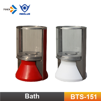 BTS-151 Factory professional supplier pet cleaning micro bubble SPA Tub