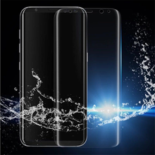 Factory wholesale for Samsung s8 screen protector 3D full cover s8 tempered glass