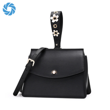 Women Genuine Leather Sling Bag Long Strap Shoulder Messenger Bag For Girls