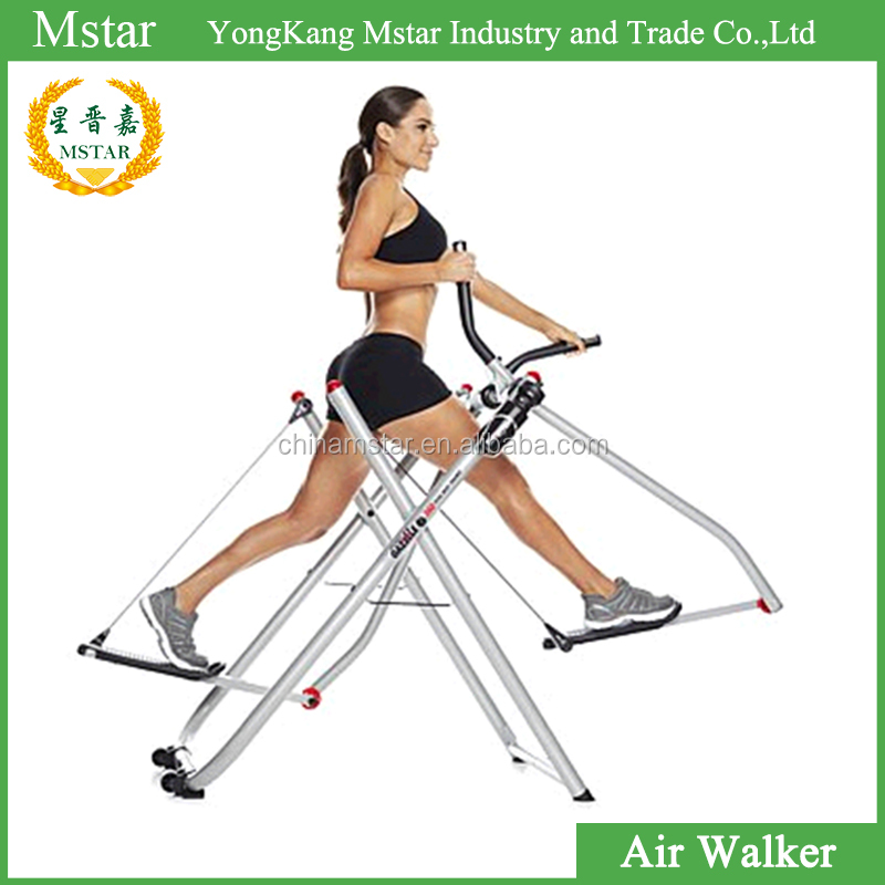 Swing Stepper Exercise Fitness Machine Cardio Workout Gym Air Walker
