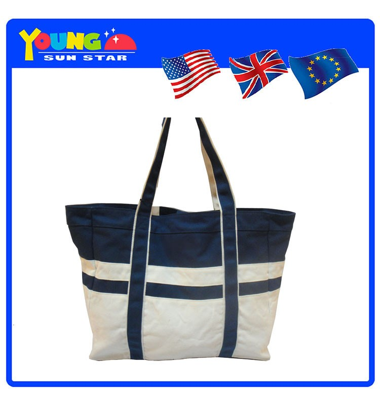 Shenzhen Hign quality canvas cotton tote bag supplier