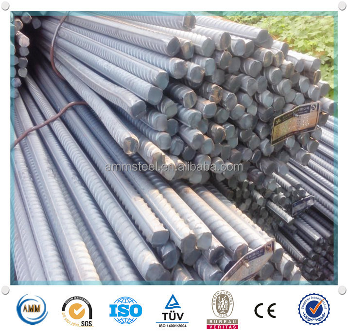weight of steel rod