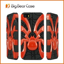 Hot selling 3d silicon animal case for iphone 5