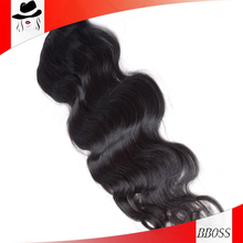 Factory Price 8 inch clip-in human hair extensions highlights, virgin clip in hair extension pictures