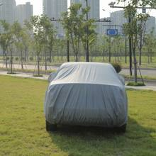 clear plastic car body covers at factory price