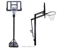 Adjustable mini portable basketball hoop for sale