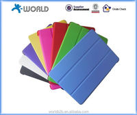 High quality microfiber leather case for ipad 6