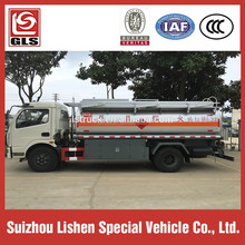 Mobile Refueling Tank Truck Fuel Tanker Oil Bowser