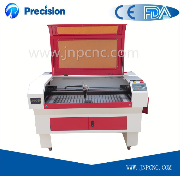 laser cutting machine for balsa wood/small seal co2 laser engraving machine
