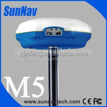 m5 rtk gps/gps rtk/gnss rtk land surveying receiver gps glonass galileo rtk
