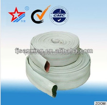EPDM Lining Fire Hose widely used in petroleum, chemicals, ship
