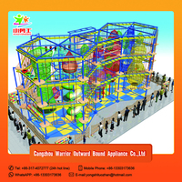 New arrival free design children outdoor playground equipment