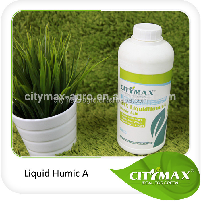 High Quality Organic Fertilizer Liquid Humic Acid