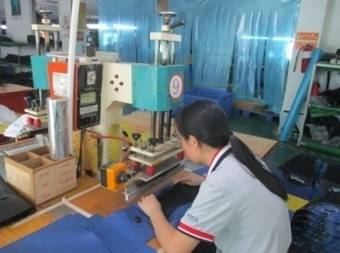 High Frequency Plastic Welding
