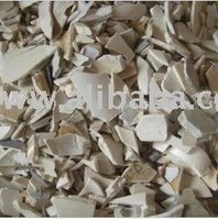 Indonesia Post Consumer Sorted Crushed White Recycled PVC Scrap