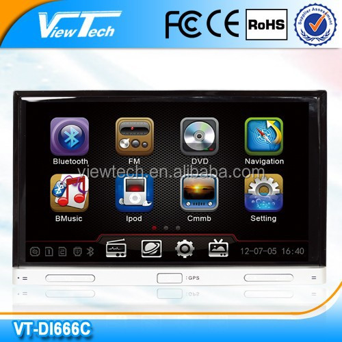 2014 best sale 2 din gps navigation for Toyota