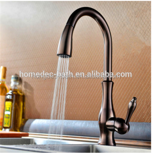 Golden Rose Gold Kitchen Faucet Kitchen Taps Kitchen Mixer Golden - Rose gold kitchen faucet