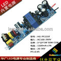 Soluxled 50W 1500mA 25-36V high efficiency led driver power supply