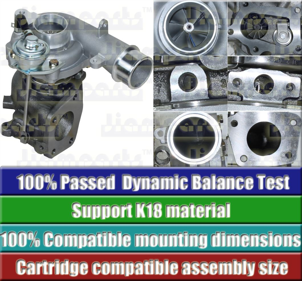 Turbocharger K0422-582 5304-988-9904