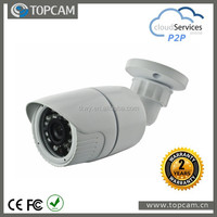 1.3 Mgeapixel CMOS 960P CCTV Network Bullet Camera With 3.6mm lens IP 66