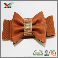 Fashion style garment accessory wholesale Handmade bead western belt