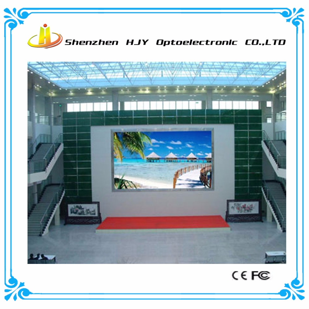 creative ideas for new products led display LED tv board global exporting P2.5 hall indoor full color led display led board