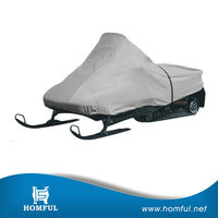 sledgear deluxe snowmobile cover universal snowmobile cover Storage and Trailering Snowmobile Sled Cover