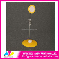 pop display wobbler for Supermarket Swing Wobbler for Promotion