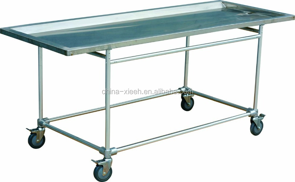 YXH-8C Funeral Embalming Table