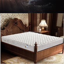 Skin-friendly coconut foam and latex mattress with the function of rubber air mattress