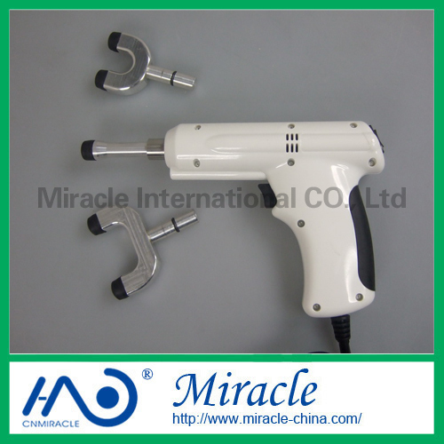 chiropractic impulse adjusting gun