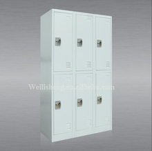 2017 metal commercial furniture steel gym changing room locker for sale