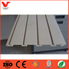 Buy wholesale direct from china pvc faced mdf slatwall panel