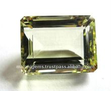 Aquamarine Fine Quality Octagon Cut Natural Gemstone
