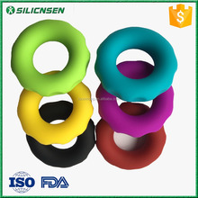 2016 new products fashion design suitable for all people concave and convex silicone rubber hand grip
