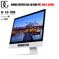 Desktop 24 All-in -one I7 42 30 Keyboard Gaming Touch Barebone 27 32 Inch Tv Computer Cheap Case All-in-one All In One Pc