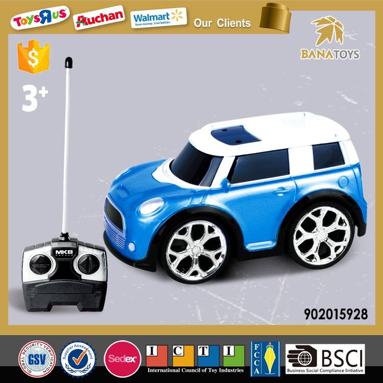 4 channel rc electric toy car for boy