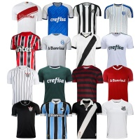 Wholesale sublimated thailand football shirts New arrival soccer wear custom football jersey