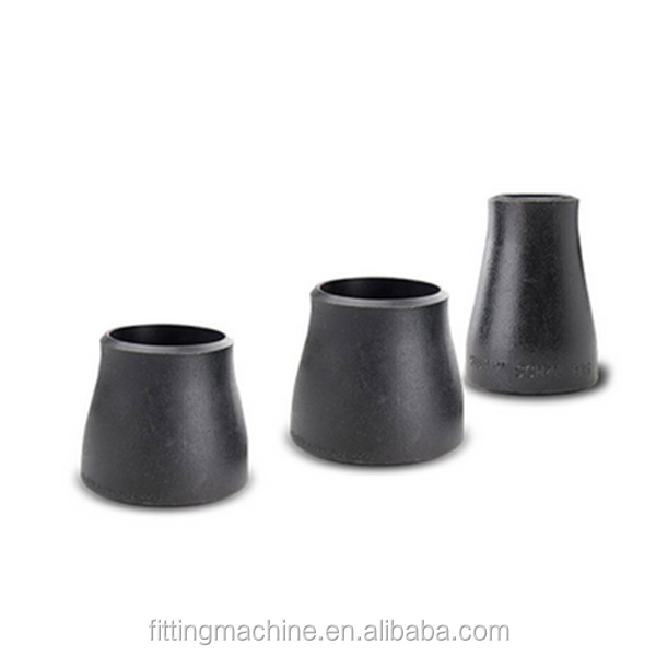 Different Types Carbon Steel Reducer BW Pipe fittings