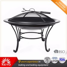 Charcoal Grill Equipment 30Inches Bbq Fire Pit