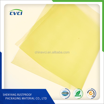 High-strength VCI film, VCI plastic film, VCI plastic with no nitrite