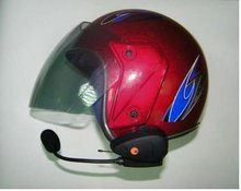 2012 Hot Motorbike Helmet Bluetooth with helmet headset 100-150 meters (OX-BH908A)