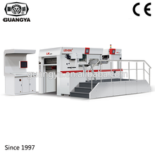 Automatic Hot Stamping And Die Cutting Embossing Machine For Sale