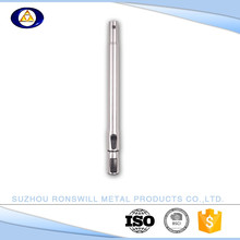 Telescopic seamless tube for telescopic cylinder