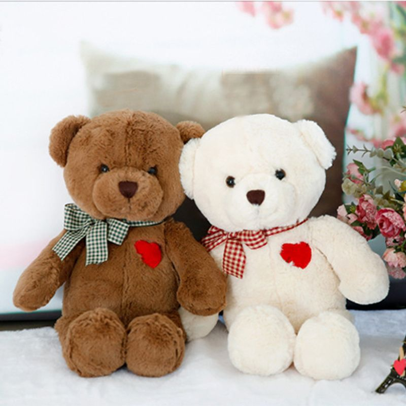 2018 Latest Fashion Gift Stuffed Cotton Plush Animals Plush Bear Toys