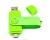 Alibaba wholesale swivel otg high speed USB 3.0 flash drive, android mobile phones and cumputer dual usb