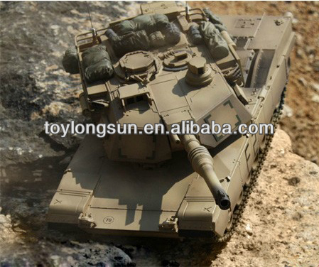 VS Tank 1/24 scale M1A2 Abrams plastic rc tanks for military war