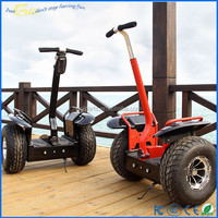 New Fashion CE Marked Portable smart balance electric scooter with big wheels