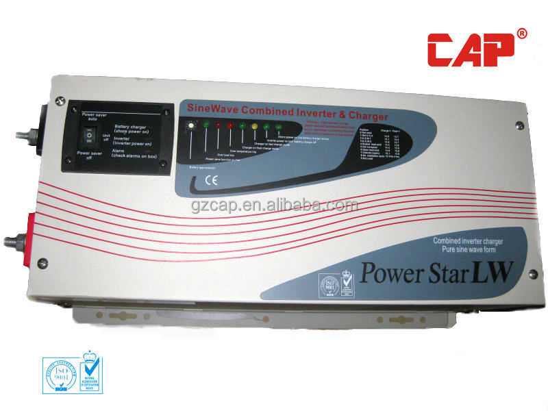 5000 Watt Pure Sine Wave Inverter Charger