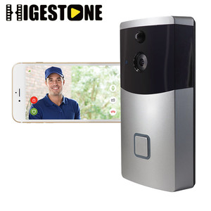 wifi wireless video doorbell video door bell intercom camera